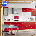 MDF Black Acryl Küche Schrank Möbel (angepasst)