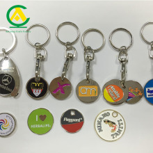 Customized Color Filled Souvenir Token Coins