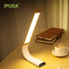 Морден Сенсорное управление настольная лампа с CE/ГЦК/RoHS сертификат bluetooth для настольной лампы