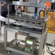 Máquina semi-automática de máscara de copo