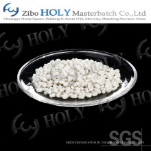 Talc Plastic Masterbatches for PP/PE/Pet/ABS
