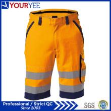 Hi Vis Best Work Shorts avec 3m Rubans réfléchissants (YGK118)