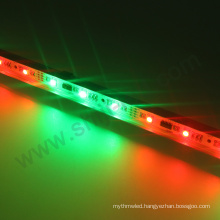 5050 rgb dream color 6803 ic led strip light led digital pixel bar waterproof