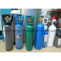 50L Seamless Steel High Pressure Argon Gas Cylinder (EN ISO9809)