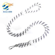 Harnais d'escalade de laisse de corde de corde d'escalade avec la main faite solide
