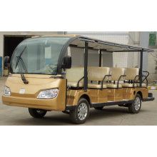 Made in China Cheap 14 Seaters Electric Tourist Car