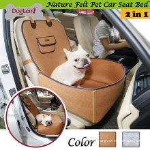 Doglemi New Nature Range Pet Dog Front Seat Cover Protector for Car