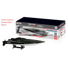 High Speed 60km/H Buit-in Water Cooling System Remote Control Yacht