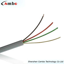 waterproof communication telephone cable 6 wires