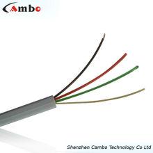 Водонепроницаемый телефонный кабель связи 6 проводов