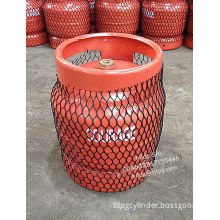 3kg Small Camping Gas Cylinders, 7.2l Empty Low Pressure Gas Vessel, Refilled Glp Gaz Tank Supplier From China