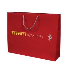 Bolsa de papel sintético / bolsa de papel recubierto en relieve / bolsa de envío / bolsas de regalo
