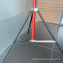 Brand CNER Wholesale 3K grain carbon fiber telescopic water fed pole, window cleaning pole