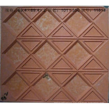 thousands kind of pattern glass mosaic tile grid mould