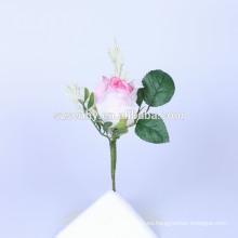 Artificial iris flor flor de seda peonía flores de seda