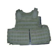 Army Bulletproof Vest Carbon Fiber Bulletproof Soft Bulletproof Vest (HY-BA023)