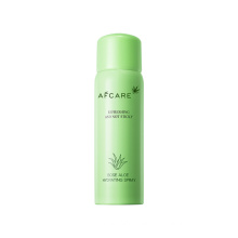 Natural Aloe Vera Moisturizing Spray After Sun Repair Hydrating Spray Lavender Oil Control Toner Face Mist Spray