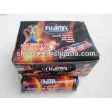 bamboo charcoal fujima wholesale shisha hookah 33MM charcoal