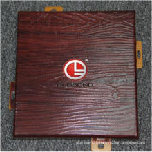 4D Wood Composite Panels for Exterior Using.