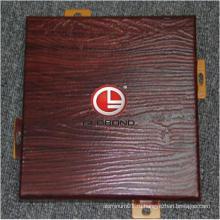 4D Деревянные композитные панели для наружного применения.