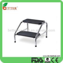 2 слоя стул из нержавеющей стали для пациентов