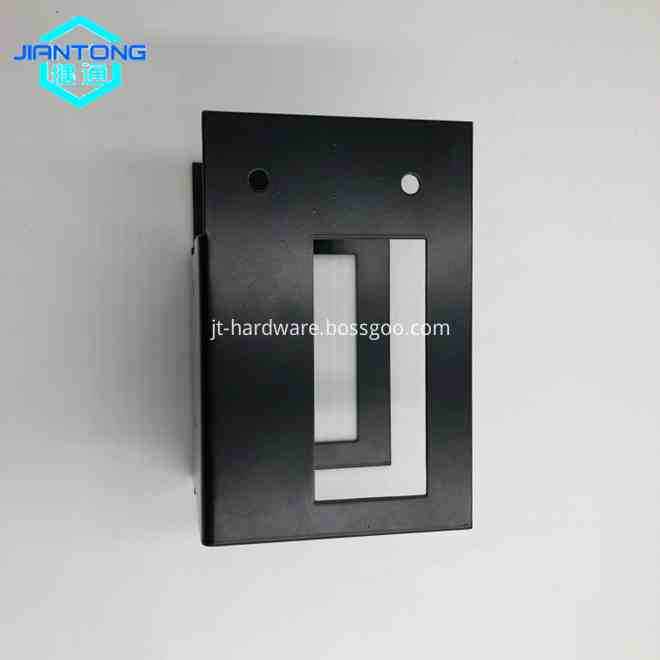 Carbon Steel Laser Cut Sheet Metal Fabricated Service 5