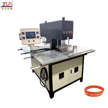 Silicone Bracelet Hot Debossing Machine