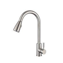 A0114 Contemporary Kitchen Faucet Single Handle Square Kitchen Faucet