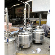 Distillerie de distillateur de Moonshine d'équipement de distillation d'alcool de cuivre de 30L 50L
