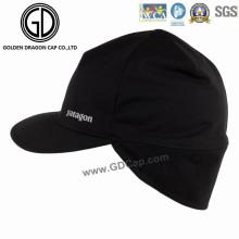 Capa de Earflap respirável confortável de alta qualidade 2016 / boné de corrida de esportes