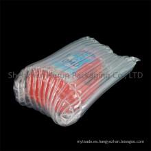 Bolso de burbuja personalizado Bolsa de columna de aire a prueba de golpes