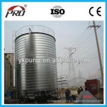 Machine à formage de silo en acier spirale / Machine de formage de rouleau de silo à l'acier