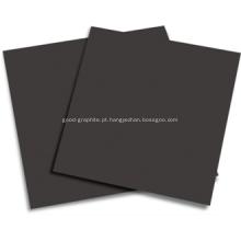 Folha de grafite flexível de alta qualidade