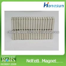 n52 en vrac néodyme aimants haute qualité F12.5 * 6,5 * 2. 5 mm