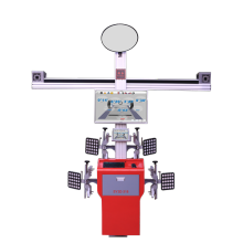 3D Autoreifen-Ausrichtungsmaschine