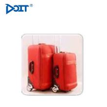 Agulha unica / dupla DT 8750 alimenta máquina de costura pós-cama alta (assento da chaleira direito)