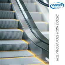 2016 35 grados de acero inoxidable de la escalera eléctrica doméstica precio