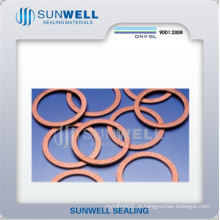 Red Copper Solid Copper Gasket
