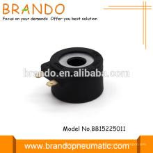 Electrovannes pneumatiques pneumatiques à double solénoïde à haute qualité