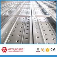 Dauerhafte Stahlsockelleiste, die im Bau verwendet wurde, stellte in China nach Afrika her