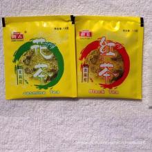 Bolso de té negro de Yunnan gran cantidad