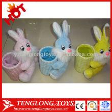 Дешевые моды милый прекрасный кролик плюшевые ручки держатель для детей