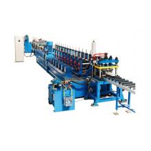 Профилегибочная машина для производства полых металлических дверных рам