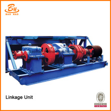 Linkage Unit For Drilling Rig Equipment System