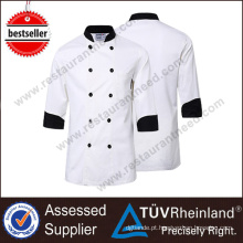 2017 New Stylish Cotton Japanese Style Restaurant Chef Work Uniform