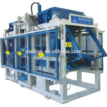 construction equipments block making machine for small business sale in Algeria
