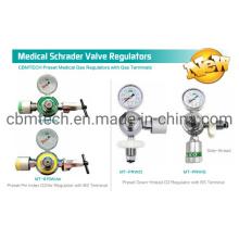 Cbmtec Medical Schrader Valve Regulators
