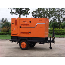 Bf-D70st Baifa Soundproof Mobile Trailer/Portable Diesel Generator
