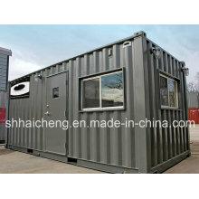 Niedriges Kosten-modernes bewegliches Behälter-Haus für Schlafsaal