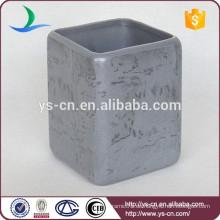 Luxus Marmor Haut Design Keramik Bad Zubehör Tumbler